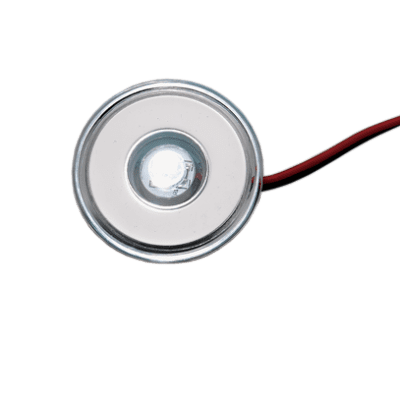 LED Loopverlichting wit rond  2x0.2W SMD 2835 LED