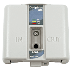 allpa Dolphin  Automatic  charge selector  12V-50A